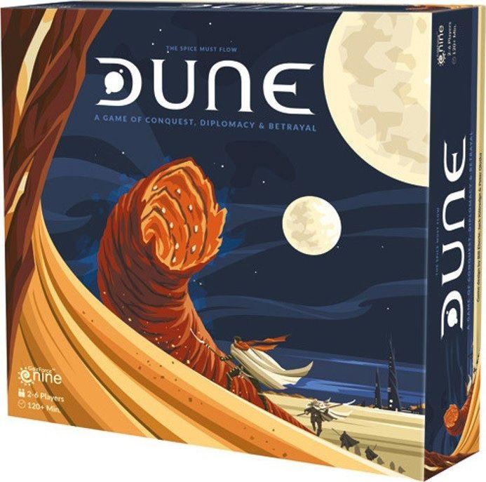 Rebel Gra Dune (Edycja Polska) Diuna Gale force nine