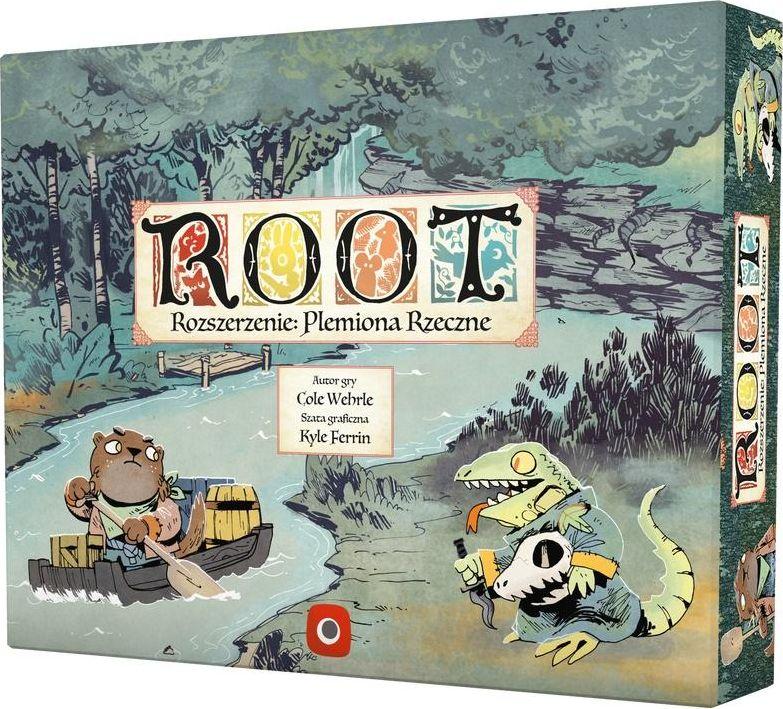 Portal Games Root: Plemiona rzeczne