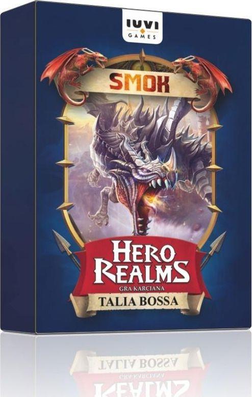 IUVI Hero Realms: Talia Bossa: Smok