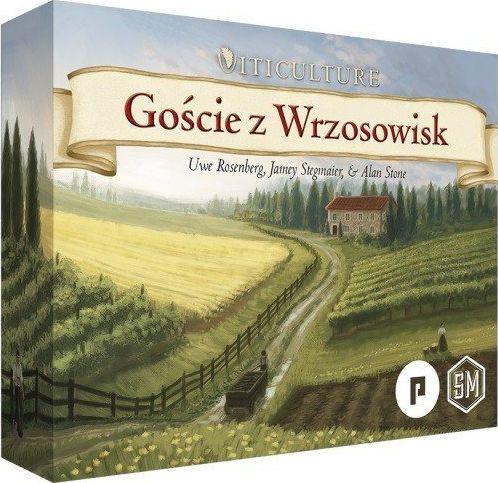 Phalanx Gra Viticulture: Goście z Wrzosowisk - Dodatek