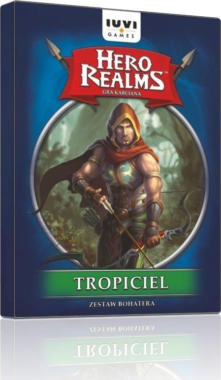 IUVI Hero Realms: Zestaw Bohatera Tropiciel
