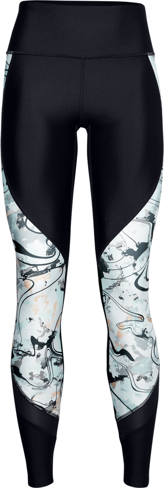 Under Armour legginsy damskie Alkali black XXL