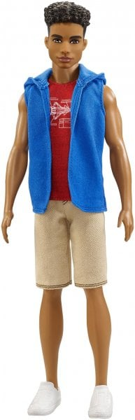 Mattel Barbie Model Ken Hip Hoodie