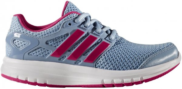 Adidas Buty Cloud K Easy Blue /Tactile Blue /Bold Pink 33