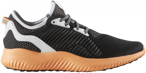 Adidas Buty Alphabounce Lux W Black Orange/Black 40.7