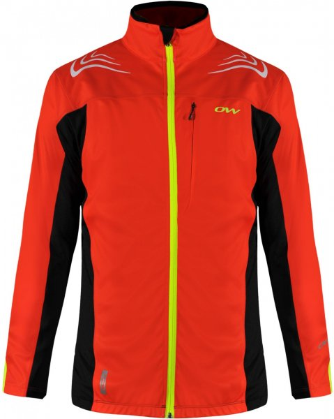 One Way Kurtka Damska Cata Pro Women's Softshell Jacket Red Xs