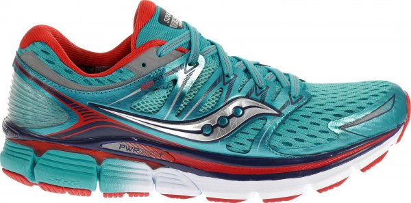 Saucony Buty Do Biegania Triumph Iso Blue/Red 6,5 (37,5)