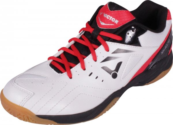 Victor Buty Sportowe Sh-a170 White/Red 45,5