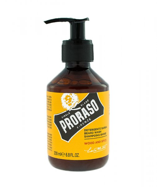 Proraso Szampon Do Brody Beard Wash 200 Ml