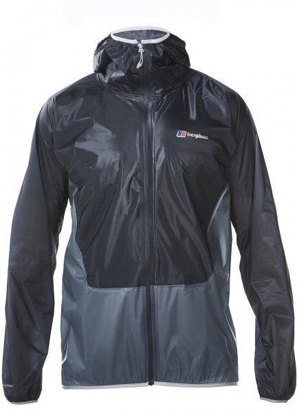 Berghaus Hyper Shell Jkt Am Dark Grey Xl