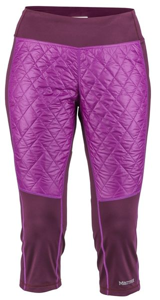 Marmot Spodnie Damskie Wm's Toaster Capri Dark Purple/Grape M