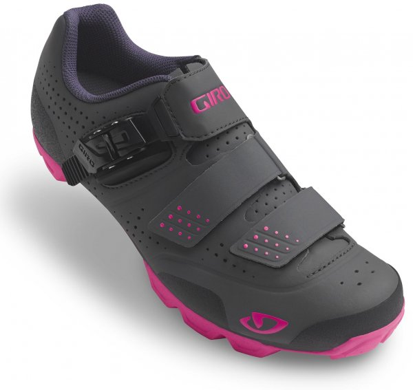 Giro Manta R Dark Shadow/Bright Pink W 40