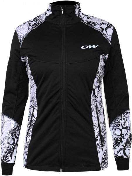 One Way Kurtka Damska Nirja 2 Women's Softshell Jacket Black Xs