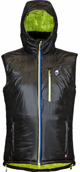 High Point Męska Kamizelka Barier Vest Black M