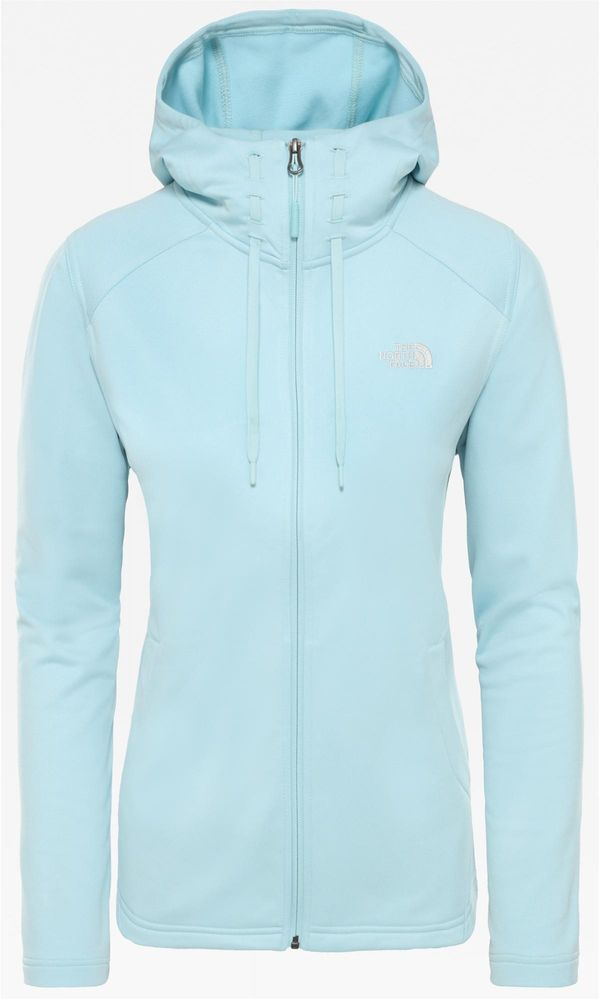 The North Face bluza damska W Tech Mezzaluna Hd Windmill Blue L