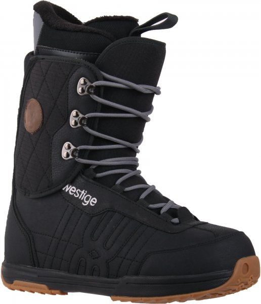 Westige Buty Snowboardowe King Since 2001 Black/Brown 45