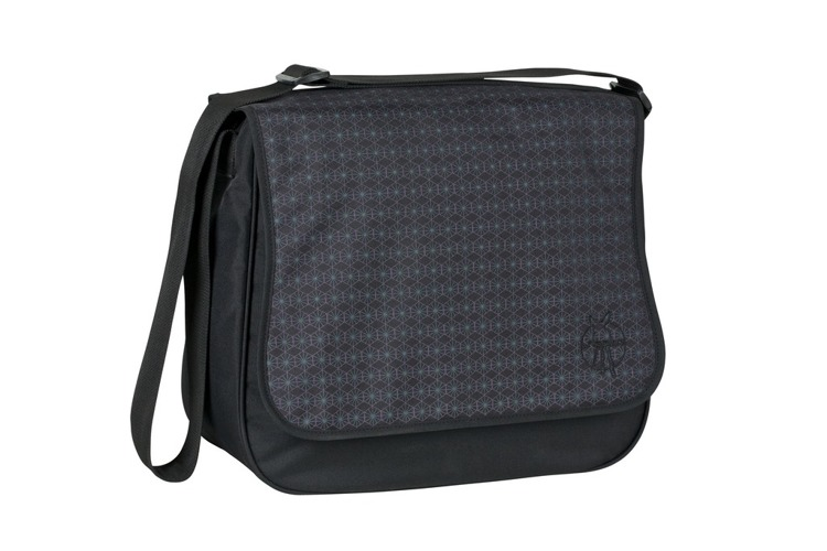 Lassig - B Messenger Bag Comb black