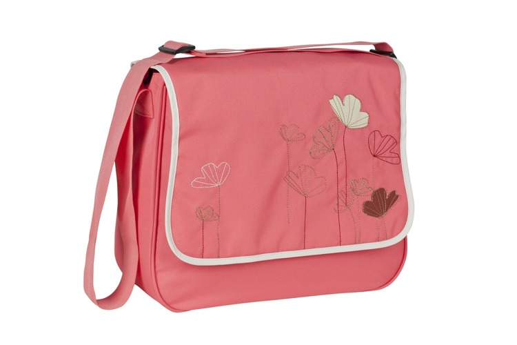 Lassig - B Messenger Bag Poppy dubarry
