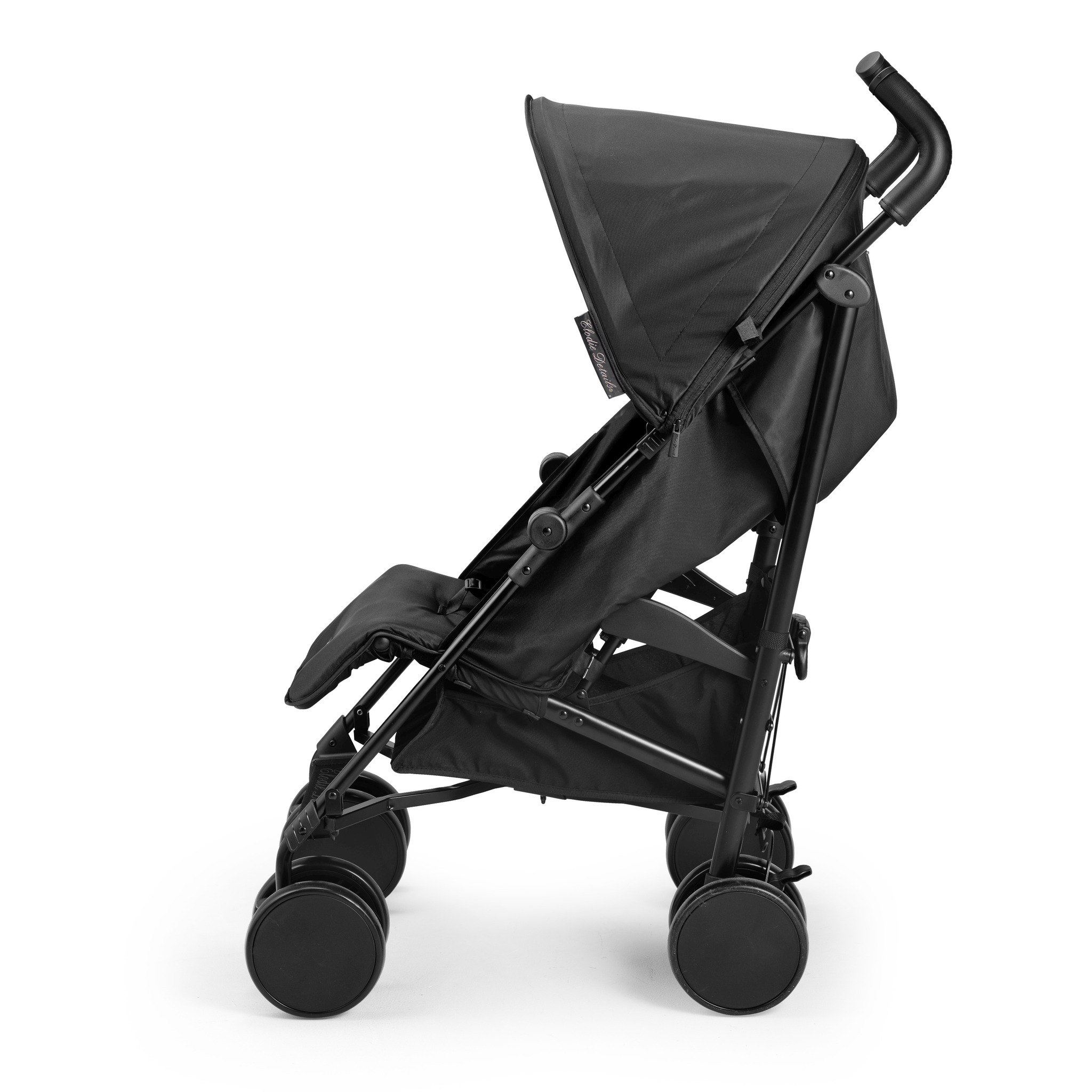 Elodie Details - wózek spacerowy Stockholm Stroller Brilliant Black