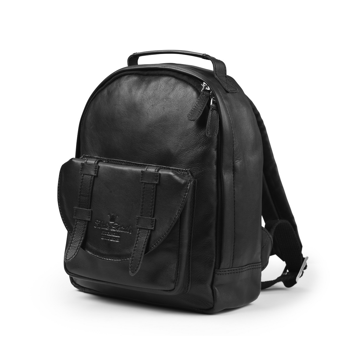 Elodie Details – BackPack MINI – Black Leather