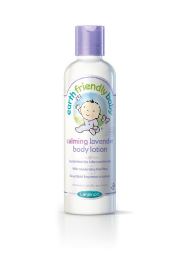 Earth Friendly Baby Organiczny Balsam Do Ciała O Zapachu Lawendy 250Ml