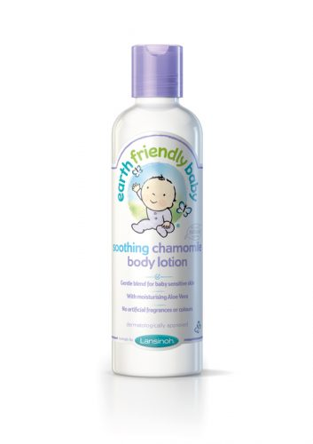Earth Friendly Baby Organiczny Balsam Do Ciała O Zapachu Rumianku 250Ml