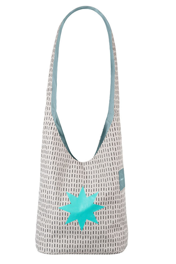 Lassig Casual Label Torba Fan Shopper Twinkle aqua