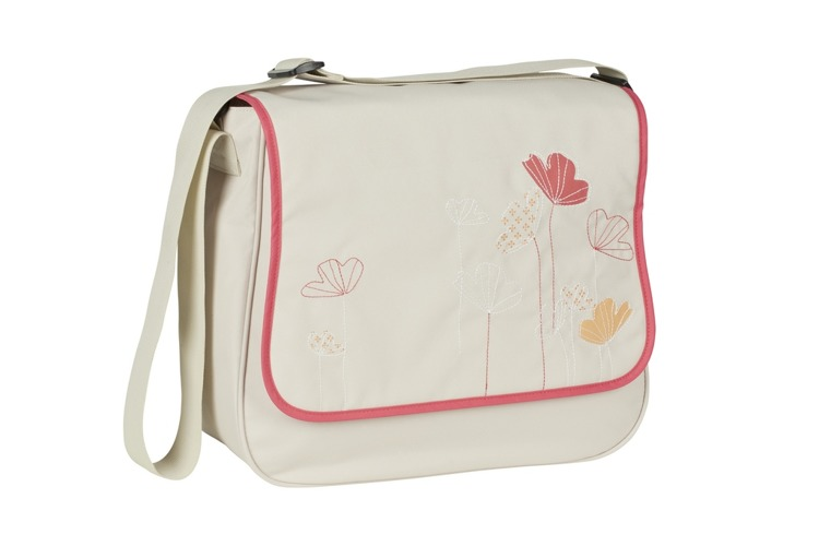 Lassig - B Messenger Bag Poppy sand