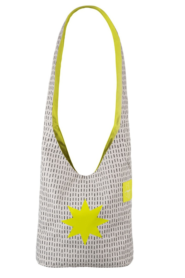 Lassig Casual Label Torba Fan Shopper Twinkle tender shoots