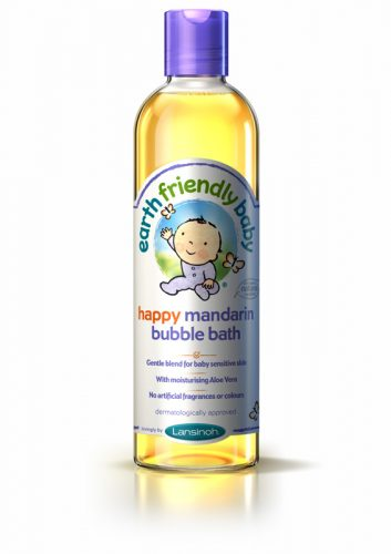 Earth Friendly Baby Organiczny Płyn Do Kąpieli O Zapachu Mandarynki 300Ml