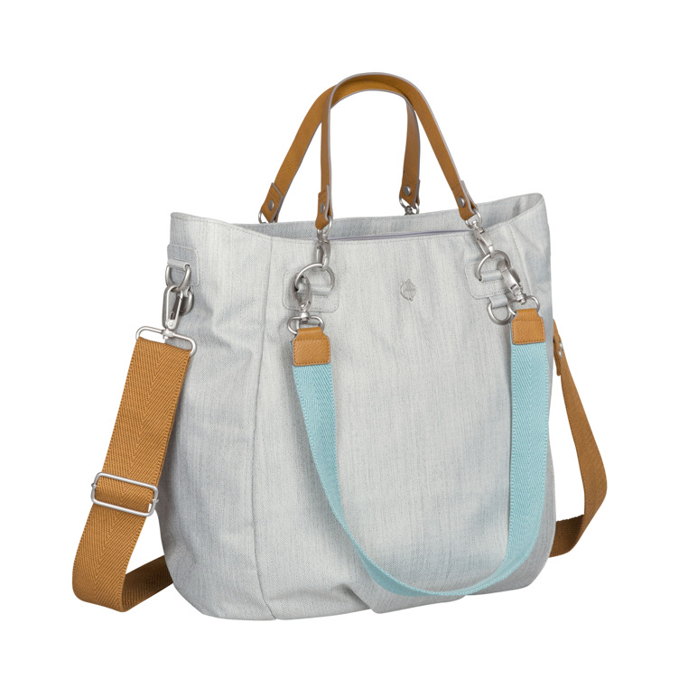 Lassig - Green Label Torba z Akcesoriami Mix n' Match Light grey