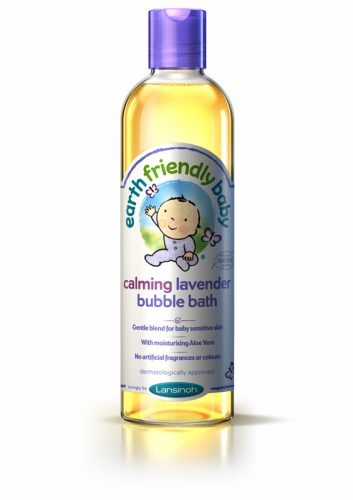 Earth Friendly Baby Organiczny Płyn Do Kąpieli O Zapachu Lawendy 300Ml