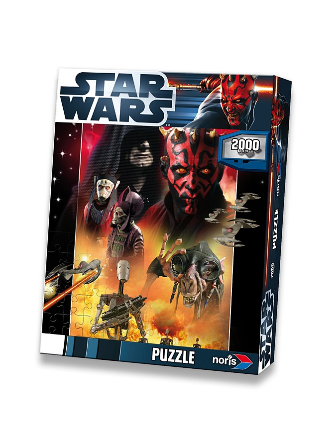 2000-elementowe puzzle &;Star Wars - Sith&; - 4000826001324
