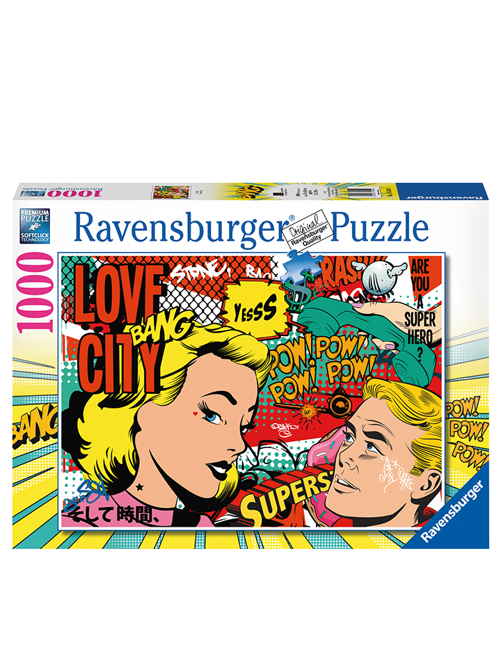 1000-elementowe puzzle &;Pop Art&; - 4005556195046