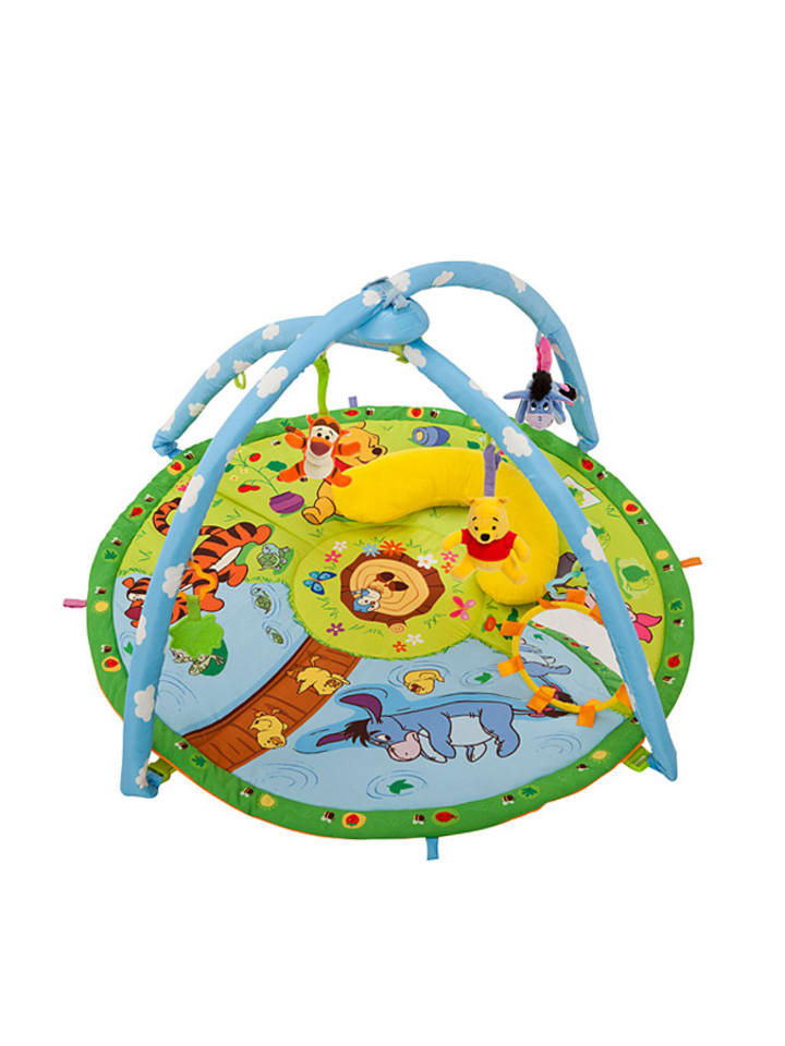 "Mata do zabawy ""Winnie the Pooh Motion Play Gym"" - T71962"