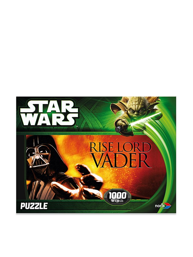1000-elementowe puzzle &;StarWars-EP2/3 - Rise Vader&; - 4000826011460