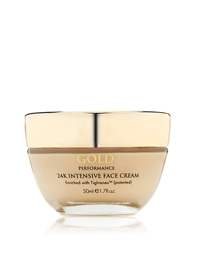 Krem do twarzy &;Gold&; - 50 ml - 83990100342