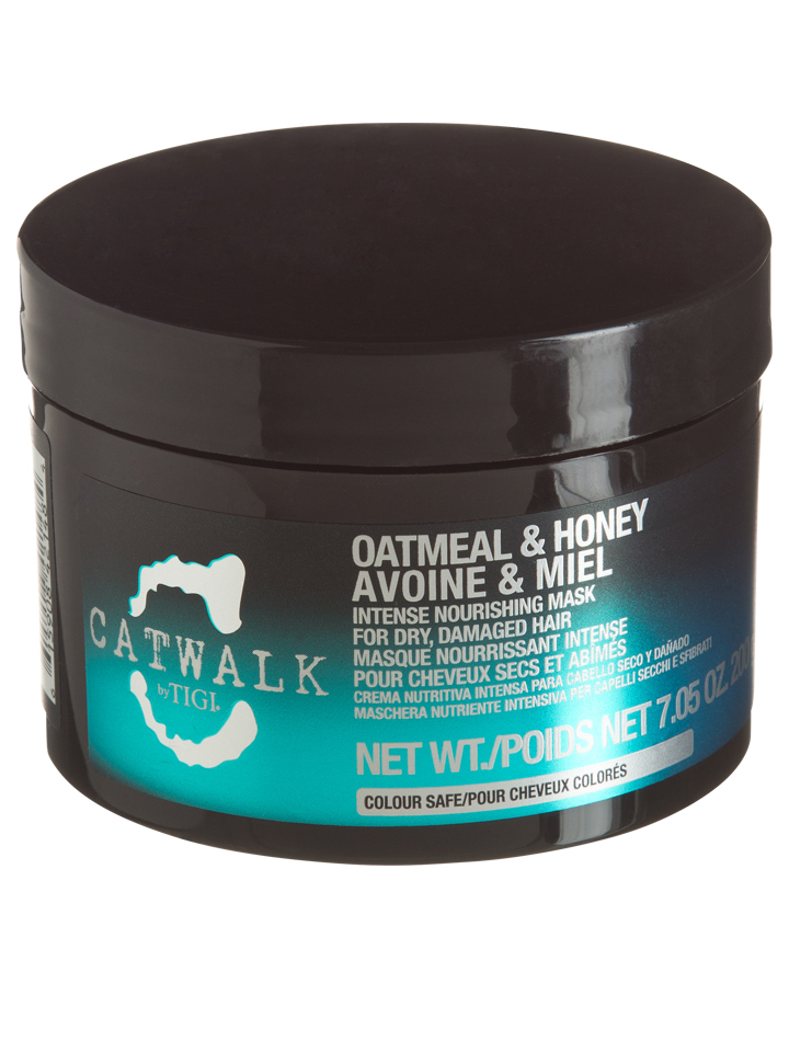 Maska do włosów &;Oatmeal & Honey Intense Nourishing&; - 200 g - 615908421484