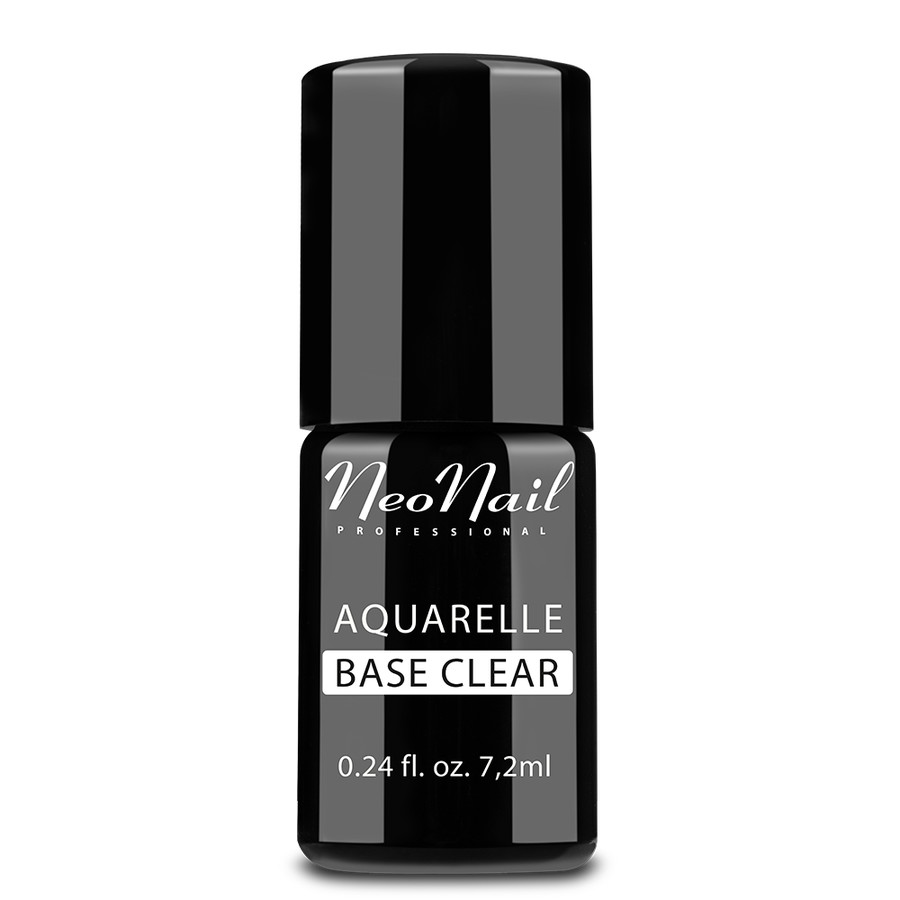 Image of Neonail Lakiery Aquarelle Base Clear Lakier do paznokci 6.0 ml