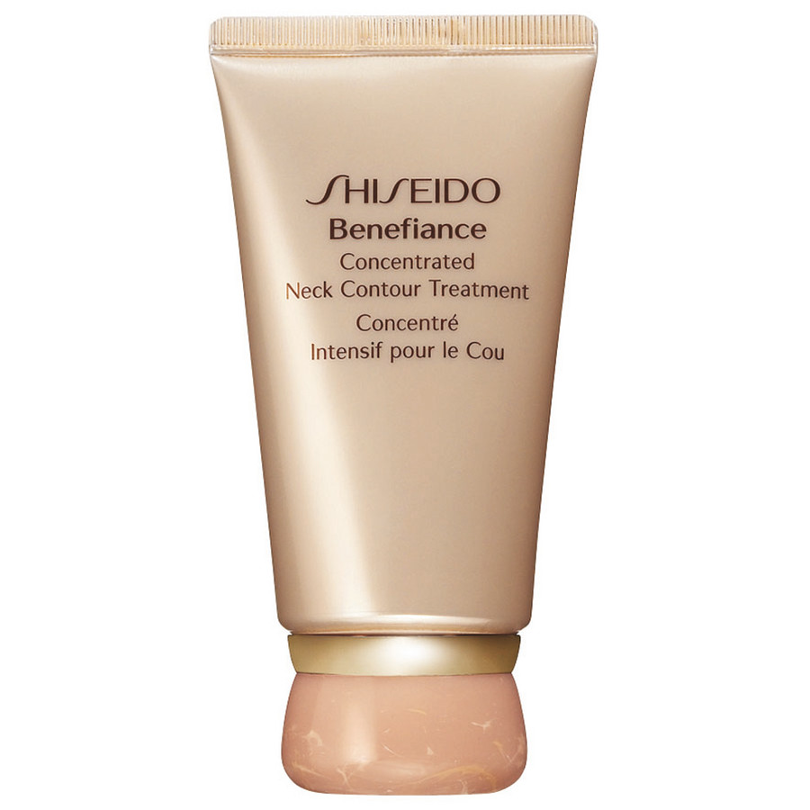 Image of Shiseido Benefiance Concentrated Neck Contour Treatment Krem do ciała 50.0 ml