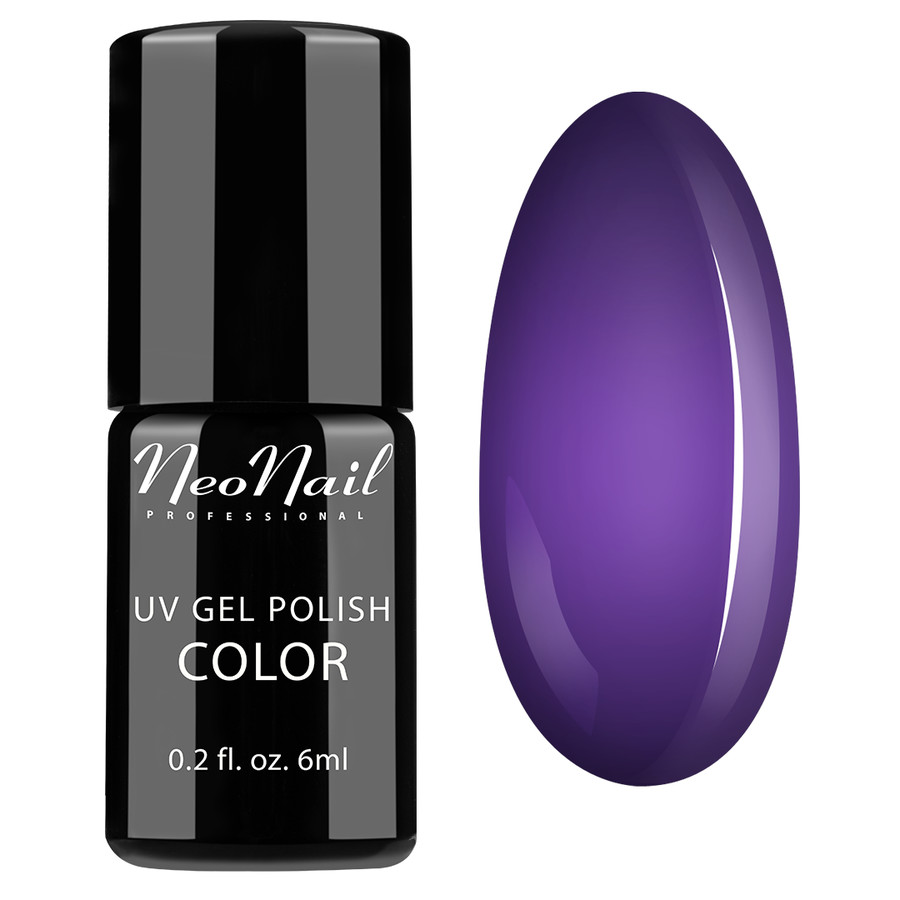 Image of Neonail Lakiery Thermo Purple Rain Lakier do paznokci 6.0 ml