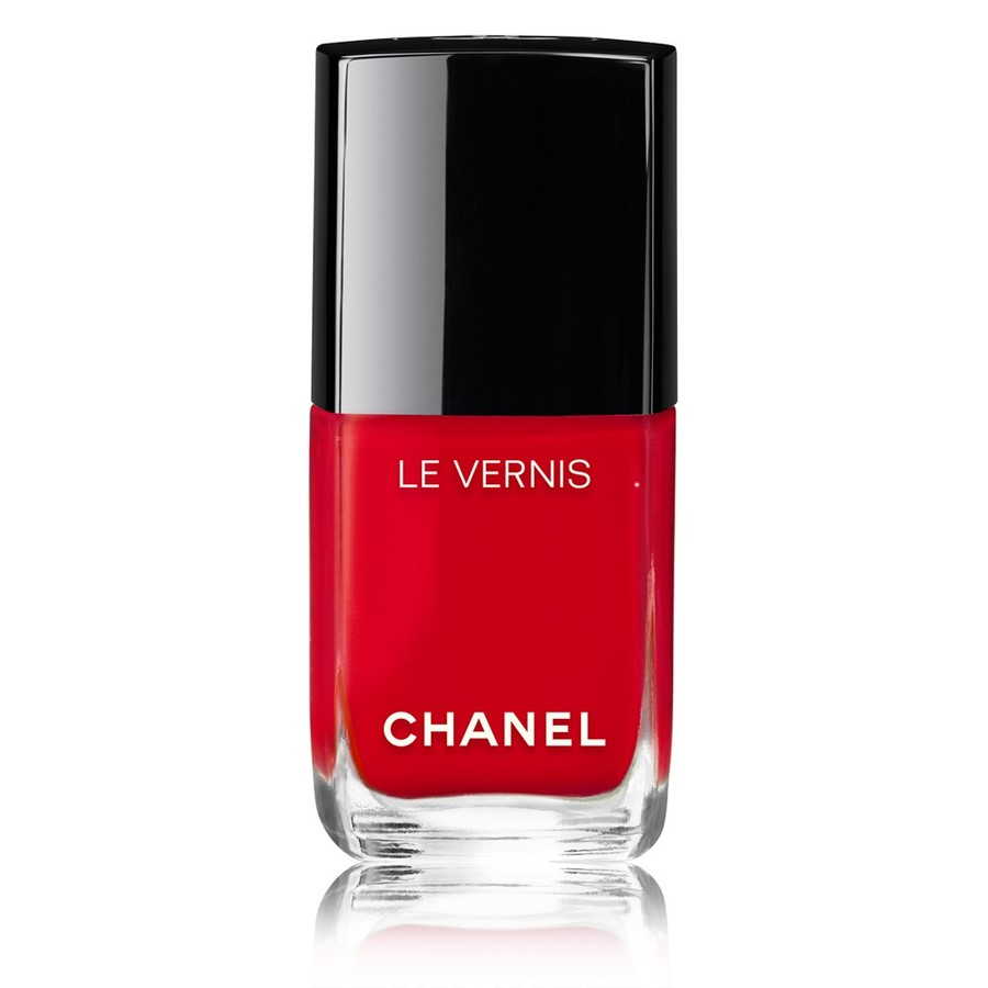 Image of CHANEL_(HOLD) COCO CODES_(HOLD) 546 ROUGE RED Lakier do paznokci 13.0 ml