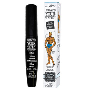 The Balm Oczy Black Tusz do rzęs 12.0 g