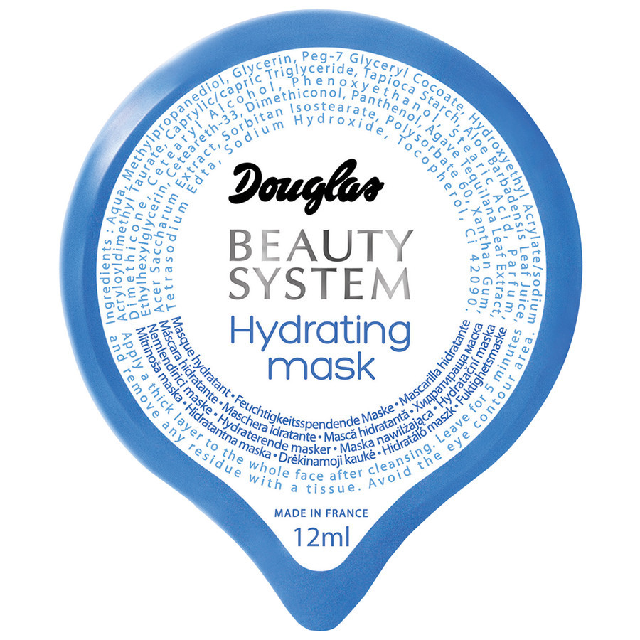 Douglas Beauty System More Than Moisture Maseczka 12.0 ml