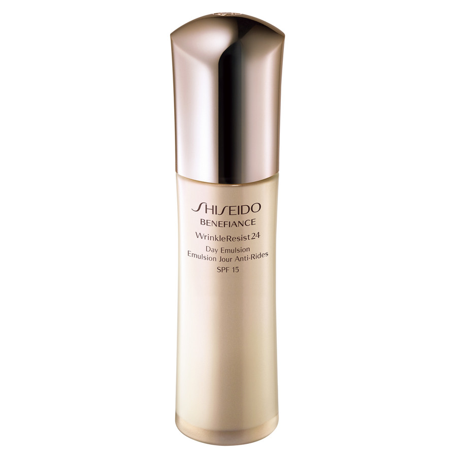 Image of Shiseido Benefiance WrinkleResist24 Emulsja do twarzy 75.0 ml
