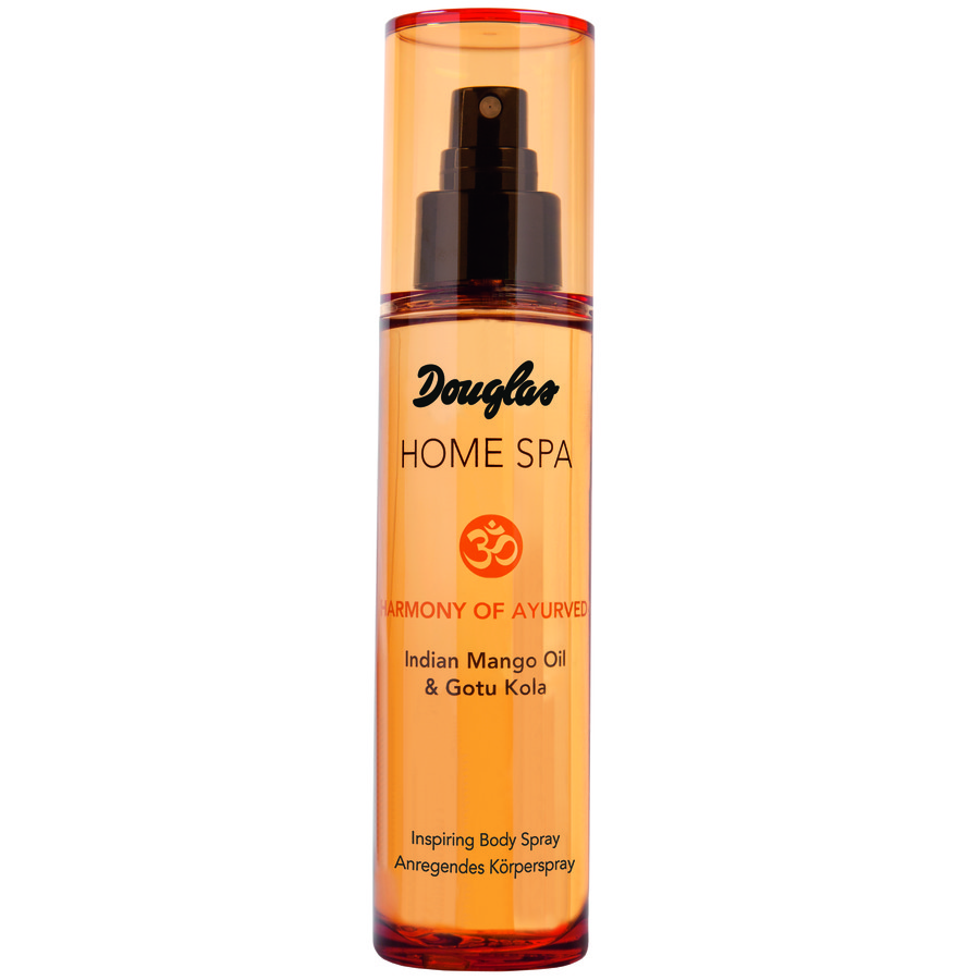 Douglas Home Spa Harmony of Ayurveda Mgiełka do ciała 100.0 ml