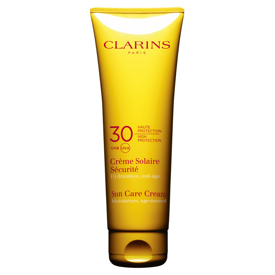 Image of Clarins Ochrona Krem do opalania 125.0 ml