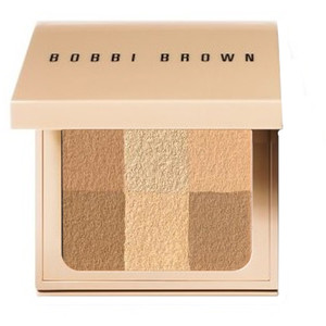 Puder Bobbi Brown Nude Finish Collection_(HOLD) Golden Puder 6.6 g