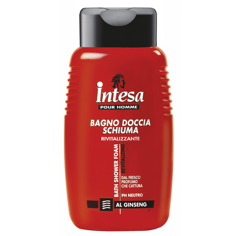Image of Intesa Pour Homme Płyn do kąpieli i pod prysznic 500.0 ml