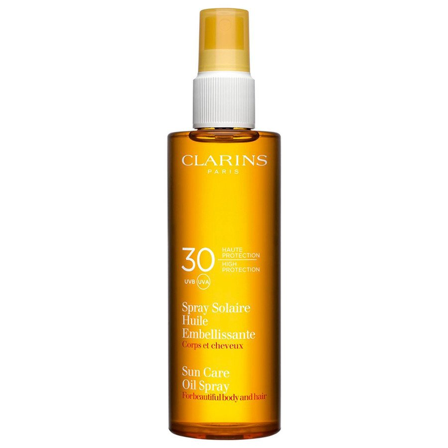 Image of Clarins Ochrona Spray do opalania 150.0 ml